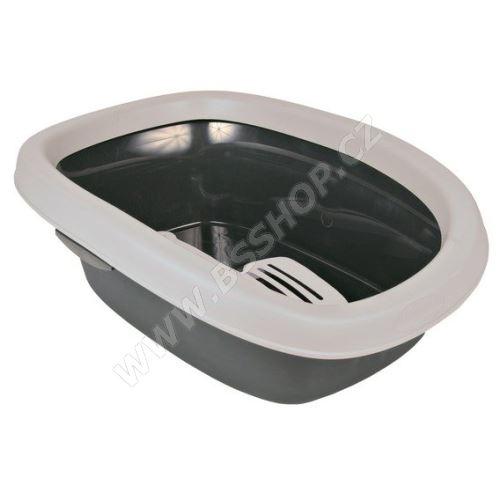 WC pro kočky CARLO, Trixie barva šedá