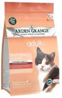 Arden Grange Cat Adult Salmon & Potato 2kg