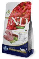 N&D Grain Free Quinoa CAT Weight Management Lamb & Broccoli 300g