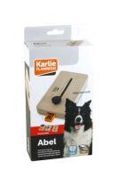Interaktivní dřevěná hračka ABEL 22x12cm
