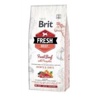Brit Dog Fresh Beef & Pumpkin Puppy Large 12kg