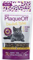 PlaqueOff Dental Bites pro kočky 60g