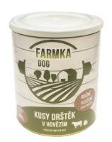 FARMKA DOG s dršťkami 800g
