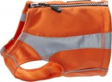 Vesta reflexní Hurtta Lifeguard Polar oranžová XL
