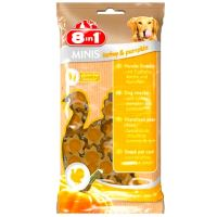 Pochoutka 8in1 Minis turkey & pumpkin 100g