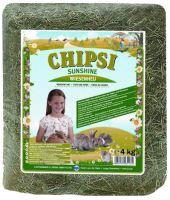CHIPSI Sunshine - lisované seno 4kg