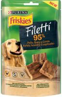 Friskies snack Dog - Filetti s kuřetem 70g