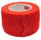 Obinadlo elast. CoPoly 2,5cm x 4,6m červená