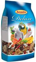 Krmivo AVICENTRA deluxe pro velké papoušky 1kg
