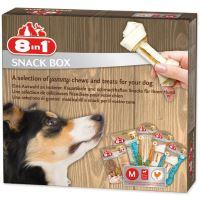 Pamlsky 8in1 Snack box M
