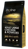 Profine NEW Dog Adult Large Chicken & Potatoes 15kg