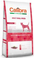 Calibra Dog Grain Free Adult Small Breed Duck 2kg