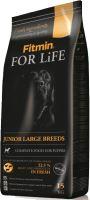 Fitmin dog For Life Junior large breed 15kg + obojek FORESTO 70cm
