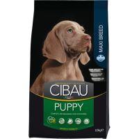 CIBAU Dog Puppy Maxi 12kg + 2kg ZDARMA