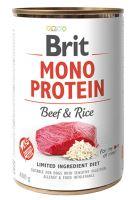 Brit Mono Protein Beef & Brown Rice 400g