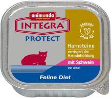 INTEGRA PROTECT URINARY/HARNSTEINE dieta s vepřovým masem 100g