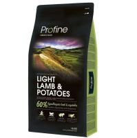 Profine NEW Dog Light Lamb & Potatoes 15kg