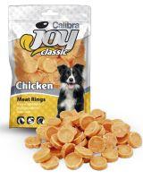 Calibra Joy Dog Classic Chicken Rings 80g NEW - EXP 09/2020