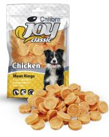 Calibra Joy Dog Classic Chicken Rings 80g NEW - EXP 11/2020