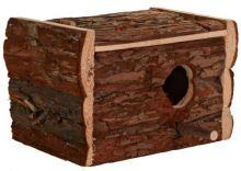 Hnízdící budka z přírodního dřeva pro ptáky, Trixie