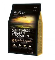 Profine NEW Dog Adult Large Chicken & Potatoes 3kg