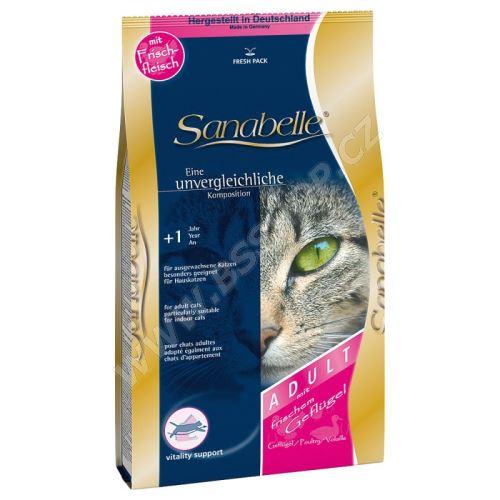 Bosch Cat Sanabelle Adult Kuřecí 10kg