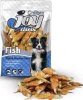 Calibra Joy Dog Classic Fish & Chicken Slice 80g NEW