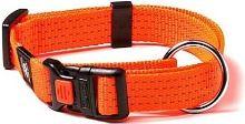 Obojek nylon ART Sportiv reflex oranžový KARLIE