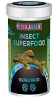 Dajana INSECT SUPERFOOD Vegetable Wafers - 100ml tablety