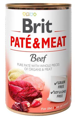 Brit Paté & Meat Beef 400g