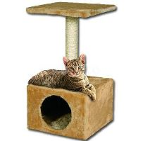 Odpočívadlo MAGIC CAT Hedvika béžové 57cm