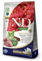 N&D Grain Free Quinoa DOG Digestion Lamb & Fennel 2,5kg - EXP 11/2021