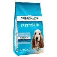 Arden Grange Dog Puppy/Junior 2kg EXP 11/2020