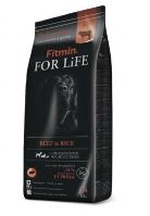 Fitmin dog For Life Beef & Rice 14kg