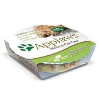 APPLAWS miska POT Cat kuřecí prsa s rýží 60g