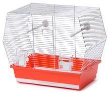 Klec pro ptáky GABI pozink 50x28x43cm