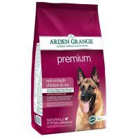 Arden Grange Dog Premium 2kg - EXP 12/2018
