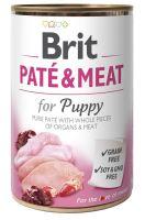 Brit Paté & Meat Puppy 400g