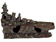 Vrak válečné lodi 70cm TRIXIE