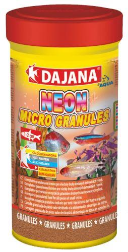 Dajana Neon micro granules - granulát 100ml