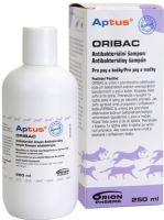 Aptus Oribac Shampoo VET 250ml ORION Pharma