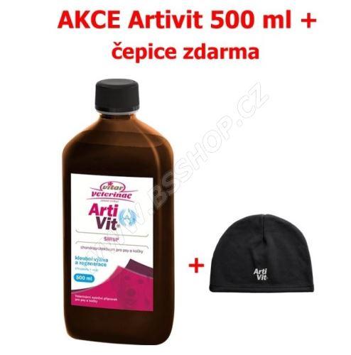 Artivit sirup 500ml + čepice