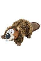 Hračka pes HECTOR BEAVER plyš hnědá 24cm Zolux
