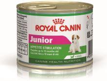 Royal Canin konzerva Junior 195g
