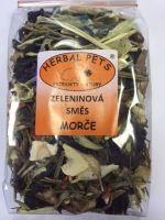 HERBAL PETS Zeleninová směs pro morčata 150g