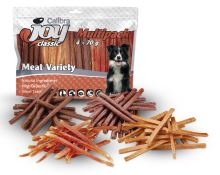 Calibra Joy Dog Multipack Meat Variety Mix 4x70g NEW - EXP 09/2020