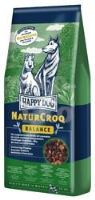 Happy dog Medium Natur Croq Balance 15kg