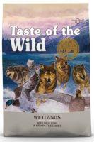 Taste of the Wild Wetlands Wild Fowl 12,2kg + obojek FORESTO 70cm