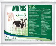 Mikrop MILAC krmné mléko štěně/kotě/tele/sele 1kg