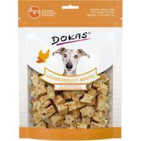 Dokas - Kuřecí kostky s batáty a lněným semínkem 150g